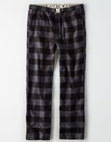 American Eagle Outfitters AE Monochrome Flannel PJ Pant