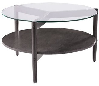 Orren Ellis Glaslyn Coffee Table with Storage Orren Ellis