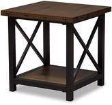Baxton Studio Herzen End Table