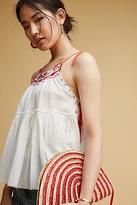 Antik Batik Evynne Embroidered Halter Top