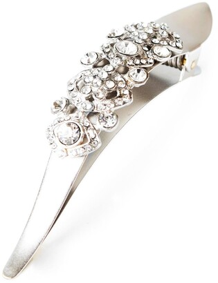Ficcare Maximas Victorian Crystal Embellished Hair Clip