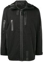 Y-3 Sport Y3 Sport - rain zip jacket - men - Polyester/Polyurethane - S