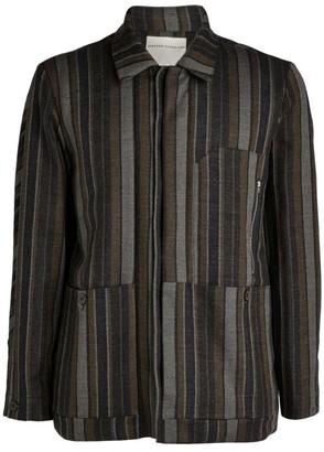 Stephan Schneider Striped Jacket