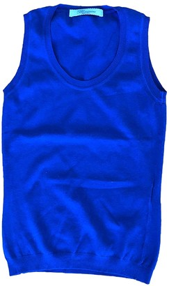 Blumarine Blue Top for Women