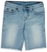 True Religion Boys' French Terry Geno Shorts
