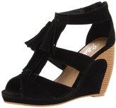 Rebels Women's Ascot Wedge Sandal