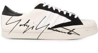 Y-3 Yohji Star lace-up sneakers