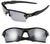 Oakley Men's Flak 2.0 59Mm Sunglasses - Black/black