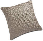 Hotel Collection Dimensions Woven Square Cushion