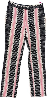 Bernhard Willhelm Cotton Trousers for Women