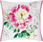 Designers Guild Sibylla Fuchsia Bed Cushion - 40x40cm