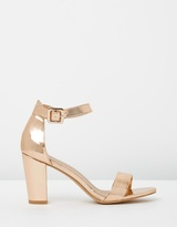 Spurr Clara Block Heels