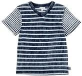 Splendid Little Boy Mix Indigo Stripe Top