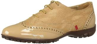 Marc Joseph New York Womens Leather Made in Brazil NYC Lace Up Golf Shoe