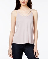 Bar III Strappy Tank Top, Created for Macy's
