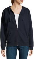 SJB ACTIVE St. John's Bay Active Lightweight Fleece Jacket