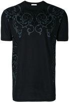 Versace arabesque print T-shirt - men - Cotton - S