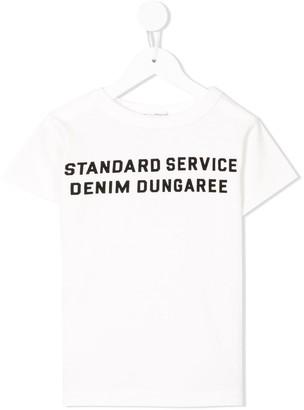 Denim Dungaree Standard Service T-shirt