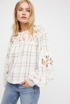 Free People Darling Diana Top