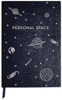 Sloane Stationery Personal Space Journal - Navy/White