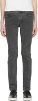 McQ by Alexander McQueen Grey Strummer 01 Jeans