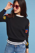 Harlyn Avery Embroidered Pullover