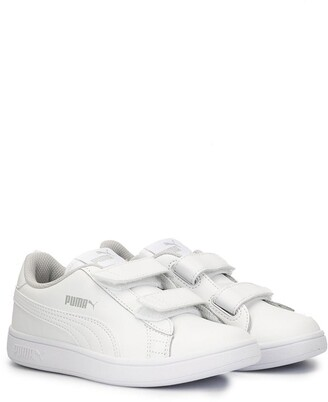 Smash Wear Puma Kids V2 touch-strap sneakers