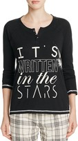PJ Salvage Written in the Stars Long Sleeve Tee
