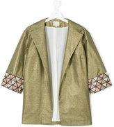 Etiket - Julia coat - kids - Polyester/Metallized Polyester - 14 yrs