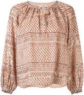 Manoush Turose blouse - women - Cotton/Polyester/Viscose - 36