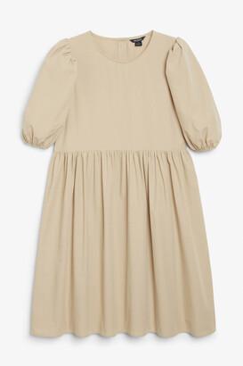 Monki Puff sleeve dress