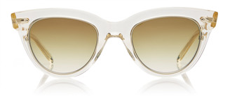 Cat Eye Mr. Leight Madison S Cat-Eye Acetate Sunglasses
