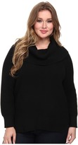 MICHAEL Michael Kors Size Thermal Cowl Neck Sweater