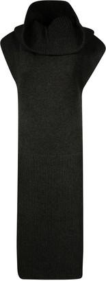 Kenzo Hooded Long Dress