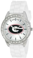 "Game Time Women's COL-FRO-GEO ""Frost"" Watch - Georgia"