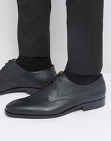 Paul Smith Leo Grain Leather Derby Shoes