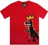 Reebok Affiliart Dino Tee - Basquiat (excellent )