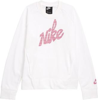Nike Broken Logo Sweatshirt