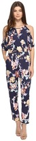 Adelyn Rae Printed Jumpsuit Women's Jumpsuit & Rompers One Piece