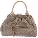 Marc Jacobs Metallic Stam Bag