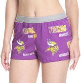 Women's Concepts Sport Minnesota Vikings Sweep Shorts