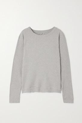 Base Range Ribbed Organic Cotton Sweater