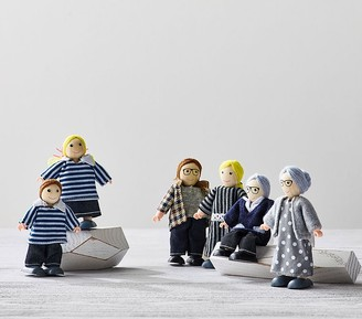 Pottery Barn Kids Dollhouse Jones Family