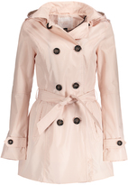 Celebrity Pink Pink Trench Coat