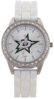 Game Time Women's Dallas Stars Frost Watch