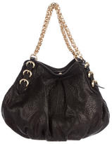Thomas Wylde Distressed Leather Shoulder Bag