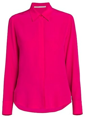 Stella McCartney Willow Silk Shirt