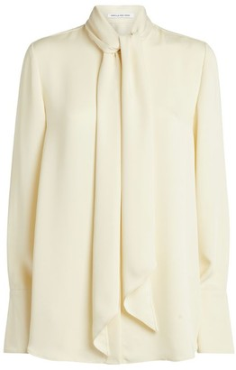 Camilla And Marc Dempsey Long-Sleeved Blouse