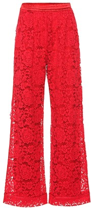 Dolce & Gabbana Lace trousers