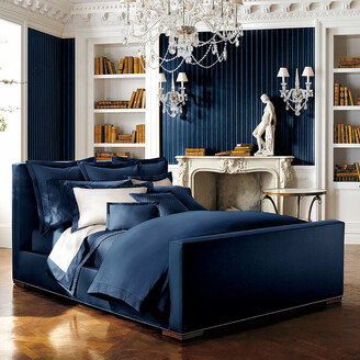 Ralph Lauren Home Langdon Duvet Cover - Navy - King